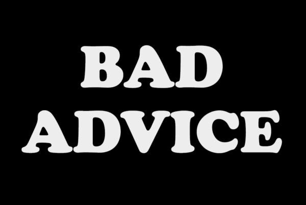 Bad Advice - Blazing Swan