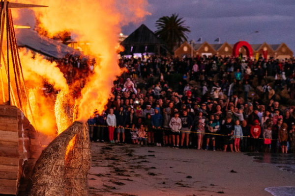 Kraken 2017 - Blazing Swan, Fremantle